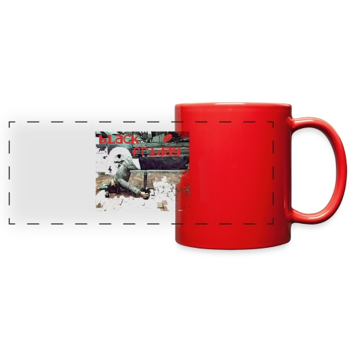 black friday - Full Color Panoramic Mug