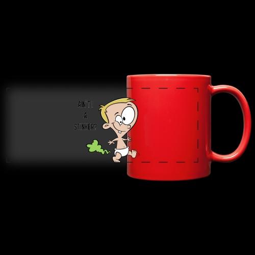 Lil' Stinker - Full Color Panoramic Mug