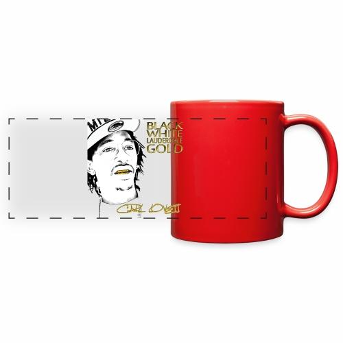 Carl Lovett Lauderdale Gold - Full Color Panoramic Mug