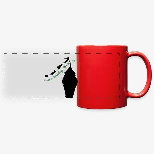 Come on Everybody, Here We Go-o-o - Full Color Panoramic Mug