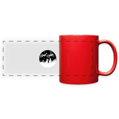 Free Song - Full Color Panoramic Mug