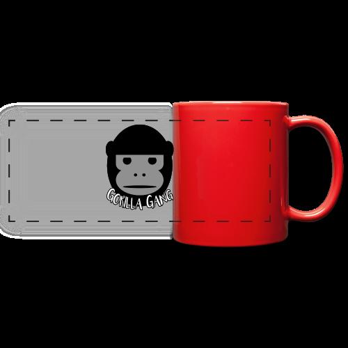 Gorilla Gang Original Insignia - Full Color Panoramic Mug