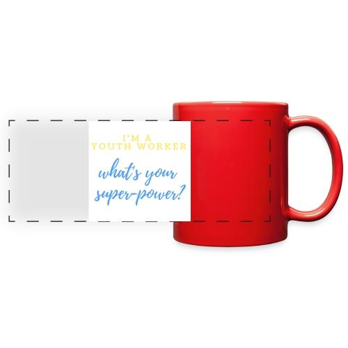 Super Hero - Full Color Panoramic Mug
