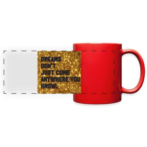 dreamy designs - Full Color Panoramic Mug