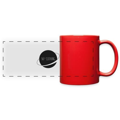 360° Clothing - Full Color Panoramic Mug