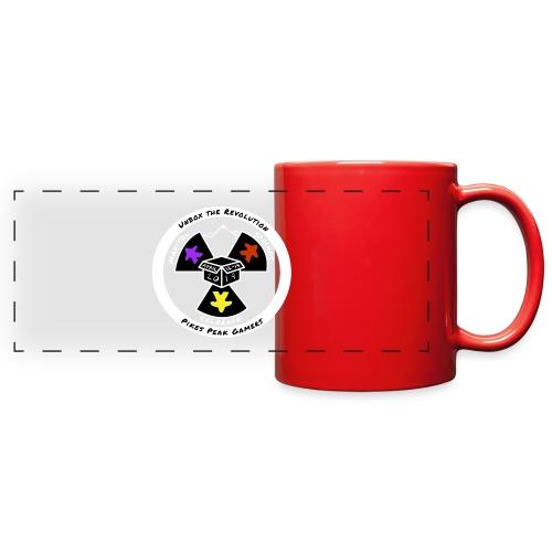 Pikes Peak Gamers Convention 2019 - Accessories - Full Color Panoramic Mug