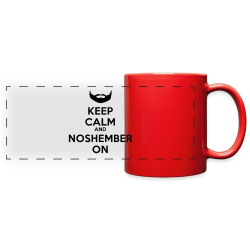 Noshember.com iPhone Case - Full Color Panoramic Mug