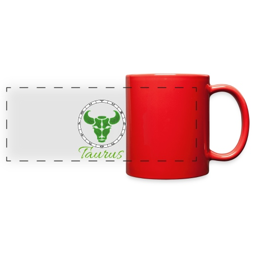 taurus - Full Color Panoramic Mug