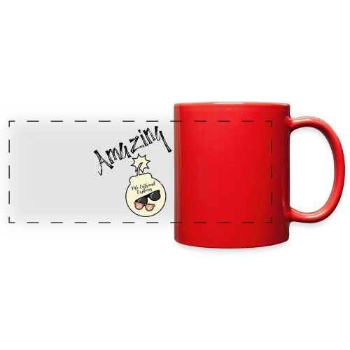 Amazing Bomb - MLEatsandExplores - Full Color Panoramic Mug