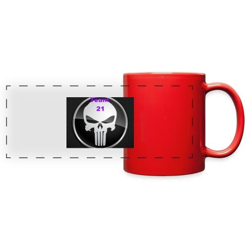 Team 21 white - Full Color Panoramic Mug