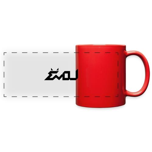 evol logo - Full Color Panoramic Mug