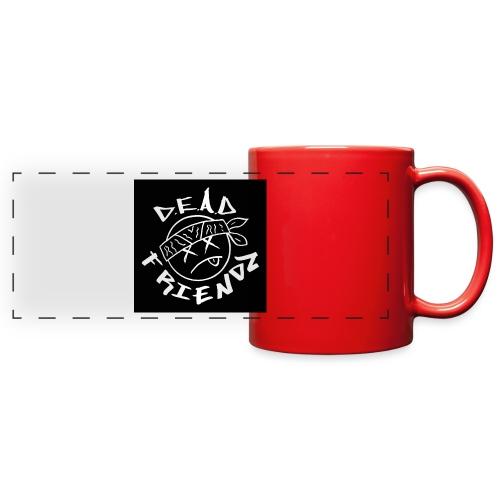 D.E.A.D FRIENDZ Records - Full Color Panoramic Mug