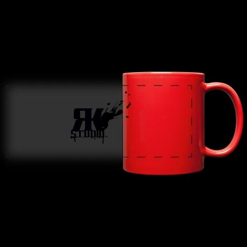 RKStudio Black Version - Full Color Panoramic Mug