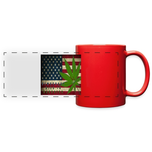 Political humor - Full Color Panoramic Mug