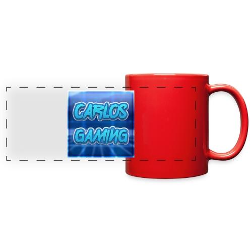 Carlos Gaming merchandise - Full Color Panoramic Mug