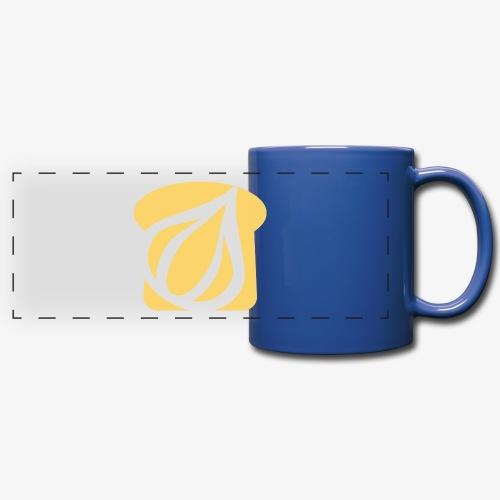 Garlic Toast - Full Color Panoramic Mug