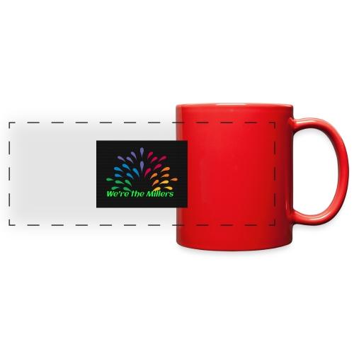 We're the Millers logo 1 - Full Color Panoramic Mug