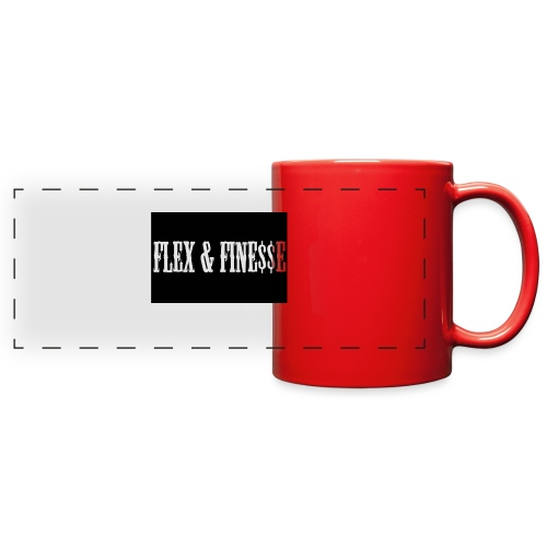 Flex & Fine$$e - Full Color Panoramic Mug