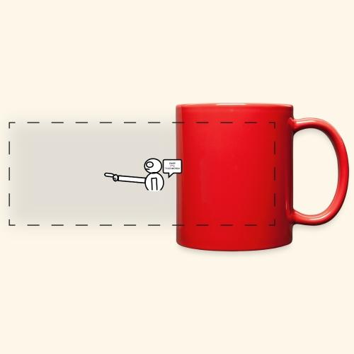 OMG its txdiamondx - Full Color Panoramic Mug