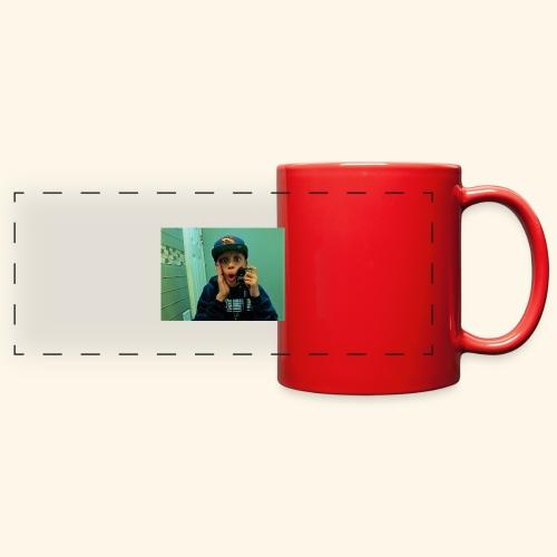 Pj Vlogz Merch - Full Color Panoramic Mug
