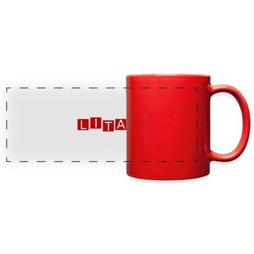 LITA Logo - Full Color Panoramic Mug