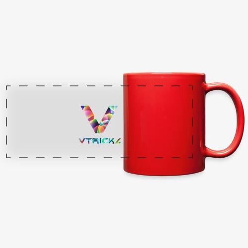 New logo - Full Color Panoramic Mug