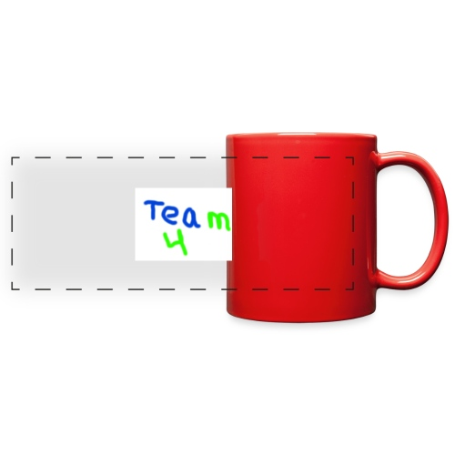 logo - Full Color Panoramic Mug