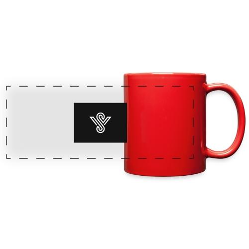zak's merch - Full Color Panoramic Mug