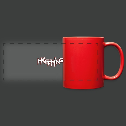 HK Clothing collection - Full Color Panoramic Mug