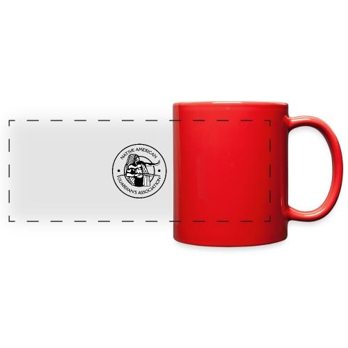 Naga LOGO Outlined - Full Color Panoramic Mug