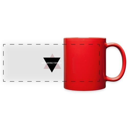 Keep Moving Forward - Full Color Panoramic Mug