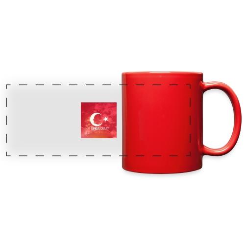 TurkiyeCraft - Full Color Panoramic Mug