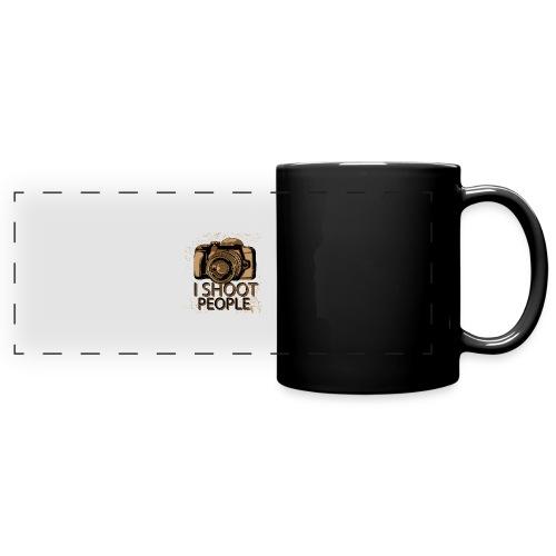 Photographer - Full Color Panoramic Mug