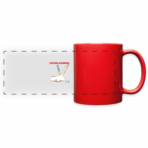 CRIATURA ALIENI GENA - Full Color Panoramic Mug