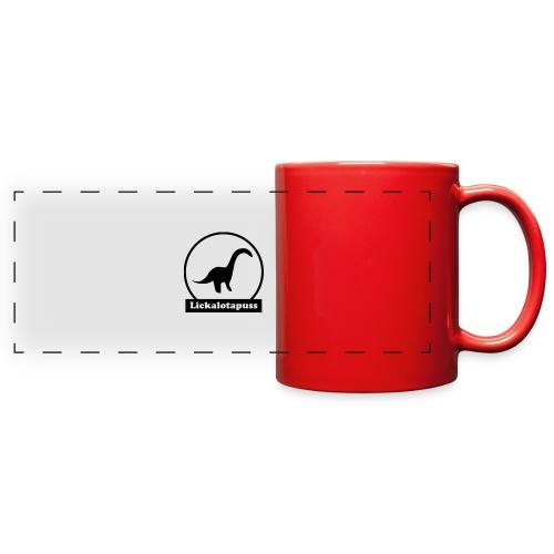 Lickalotapuss - Full Color Panoramic Mug