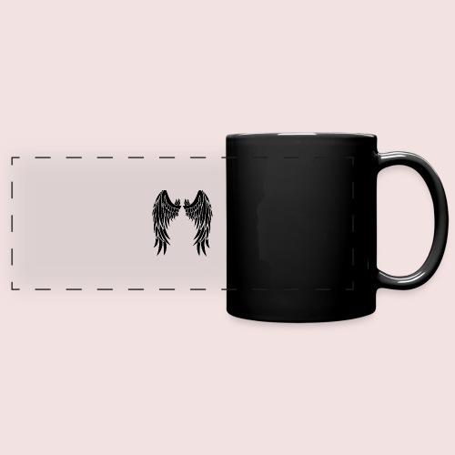 Angel wings - Full Color Panoramic Mug