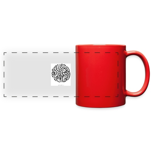 Let the creation to the Creator - Full Color Panoramic Mug