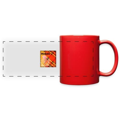 mckidd name - Full Color Panoramic Mug