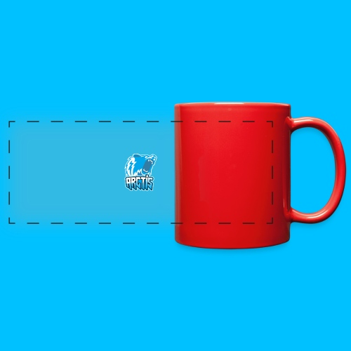 ARCTIS - Full Color Panoramic Mug