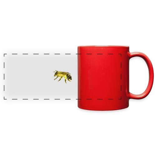 Small Bee - Full Color Panoramic Mug