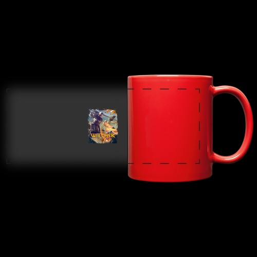 The Witcher 3 - Griffin - Full Color Panoramic Mug