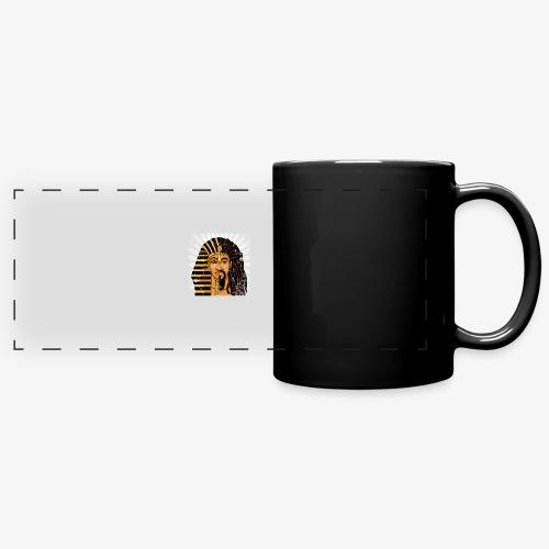 Pharaoh Egypt Love - Full Color Panoramic Mug