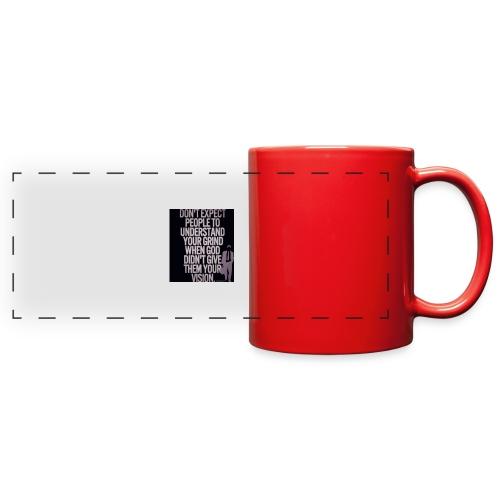 HUSTLE 10 - Full Color Panoramic Mug