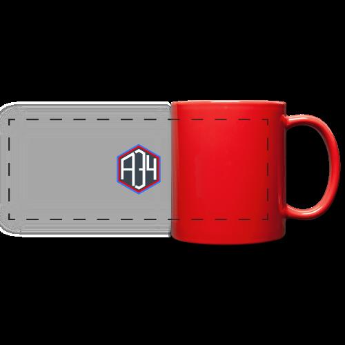 Adrian 34 LOGO - Full Color Panoramic Mug