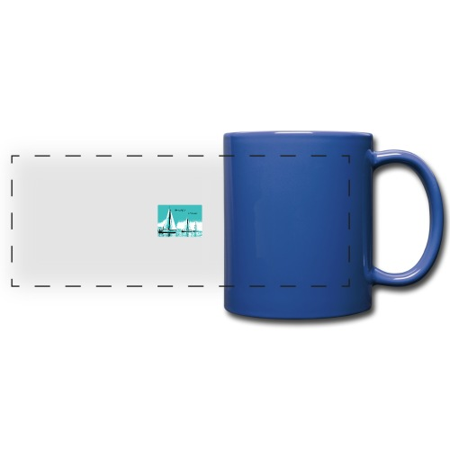 Beautiful Croatia - Full Color Panoramic Mug