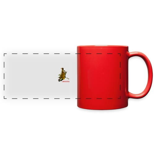 Croatian Gourmet 2 - Full Color Panoramic Mug
