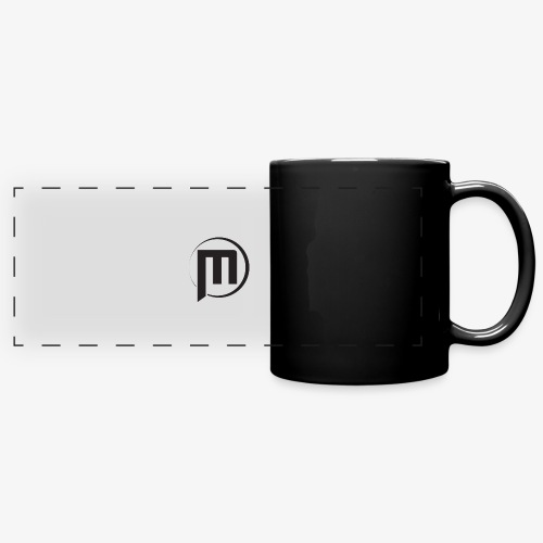 Mini Battlfield Games - Simple M - Full Color Panoramic Mug