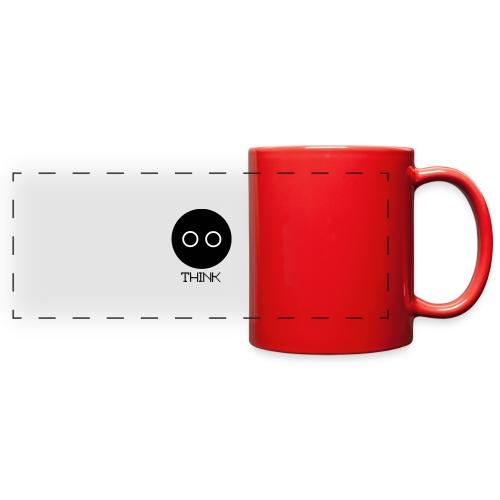 Design - Full Color Panoramic Mug