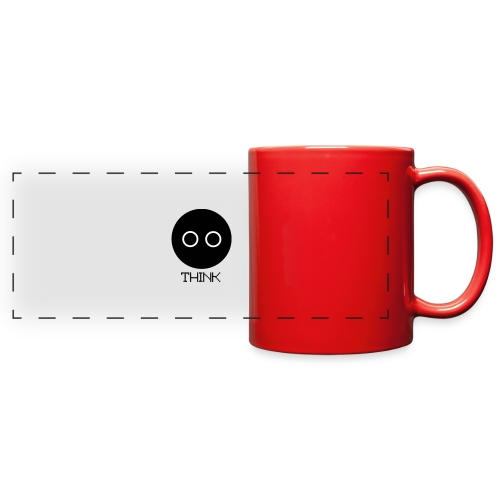 Design - Full Color Panoramic Mug