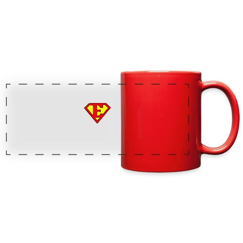 super E - Full Color Panoramic Mug